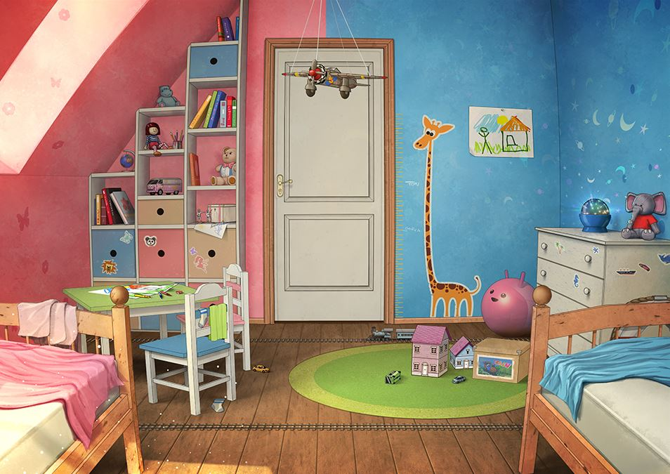 7 tipů, jak na zařízení dětského pokoje…