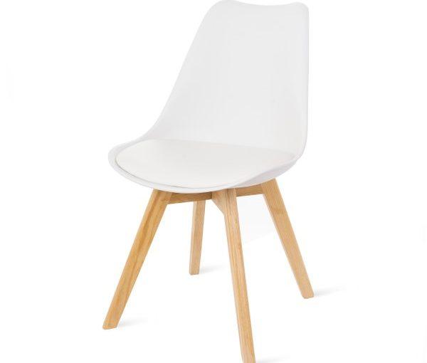 Máte plovoucí podlahu, naleštěné parkety či nové lino? Pozor židle dělají šmouhy i škrábance.